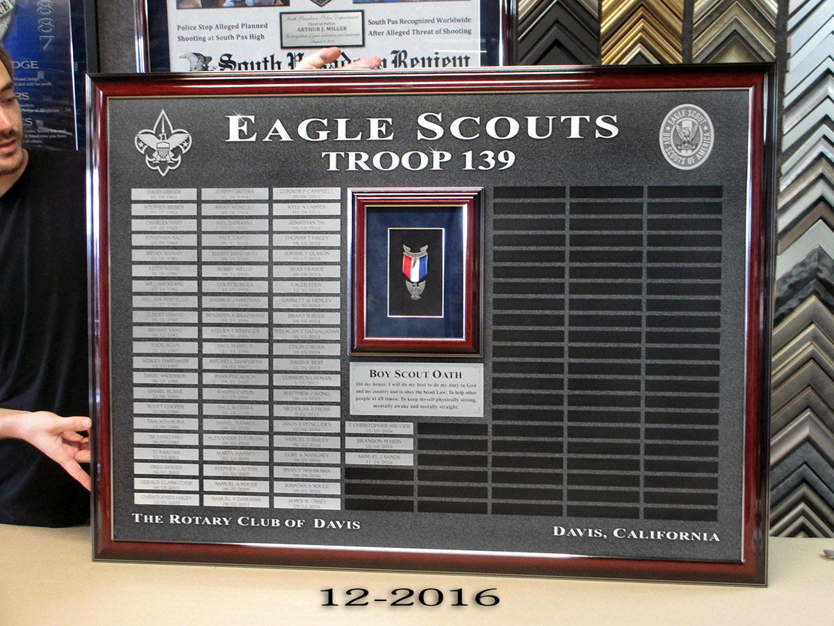 Eagle Scout Troop 139