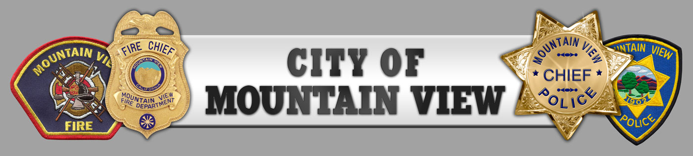 City of Mountain View - Chief's Conference Room Sign