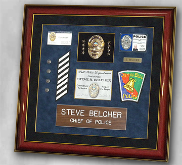Belcher - Bell PD Chief