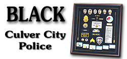 Black - Culver City PD