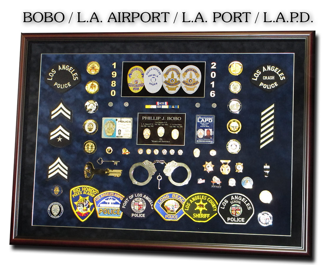 los angeles world airport police department projects from