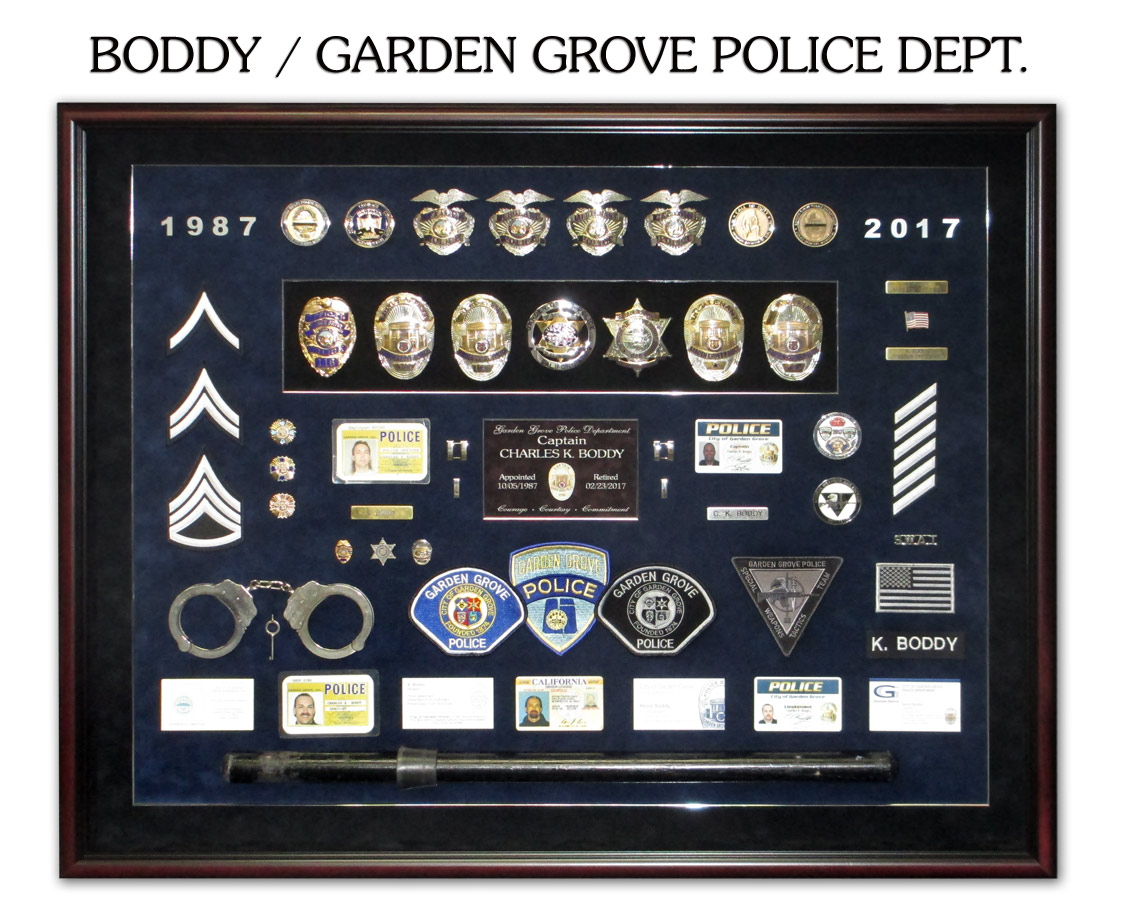 Boddy / Garden Grove PD