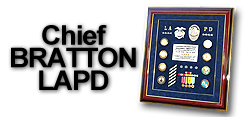 Chief Bratton - LAPD