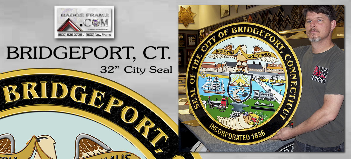 Bridgeport, CA City Seal
