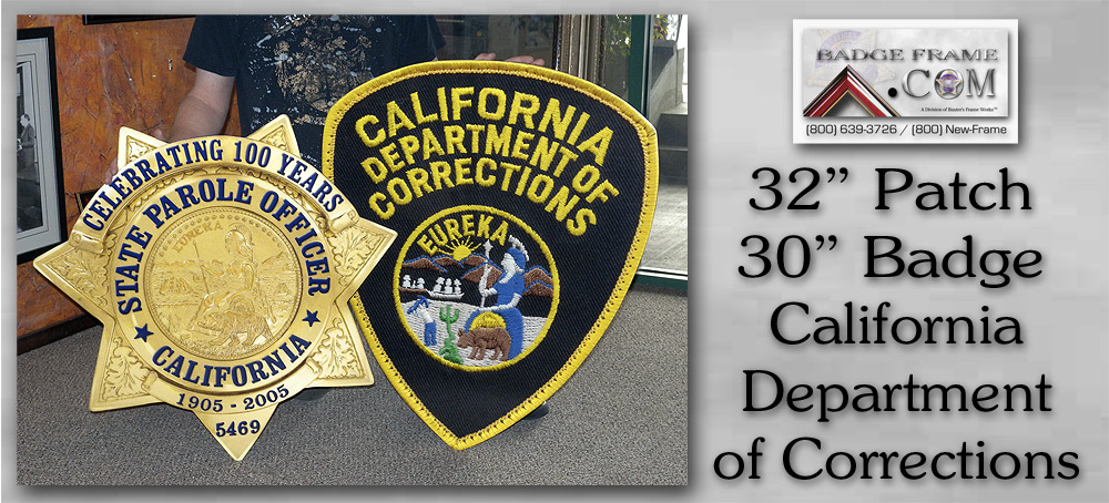 CA Dept. of Corrections