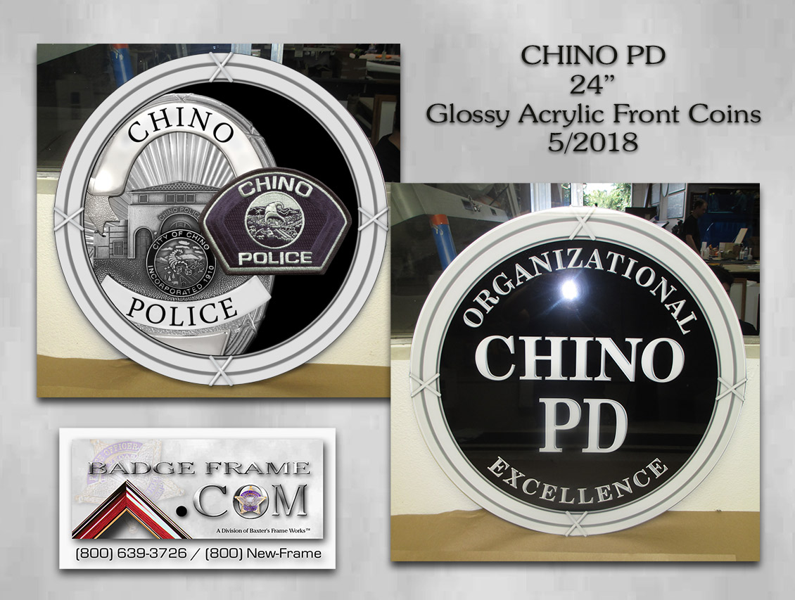 Chino PD Coin Reproductions