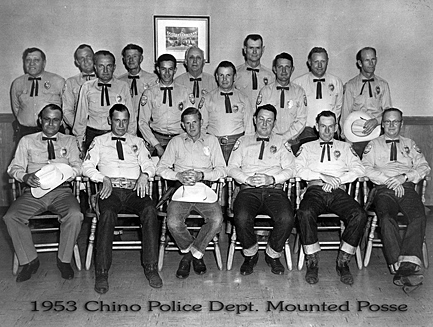 Chino PD Mouned             Posse