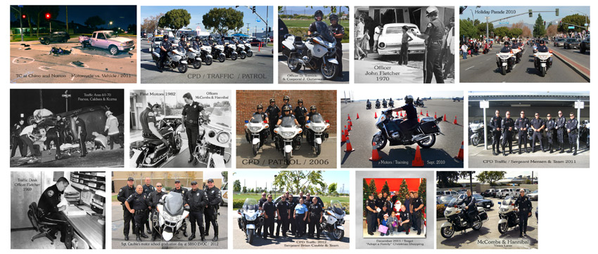 Chino PD -                 Traffic images