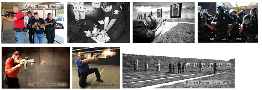 Chino PD -                 Training Graphics