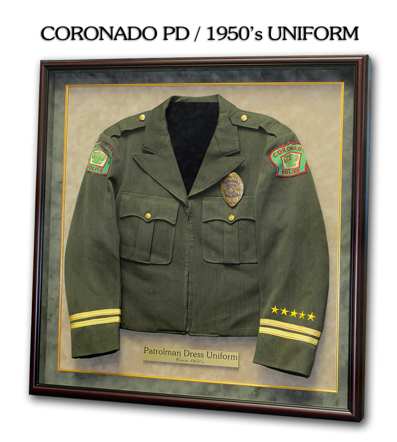 Coronado PD - 1950's Uniform