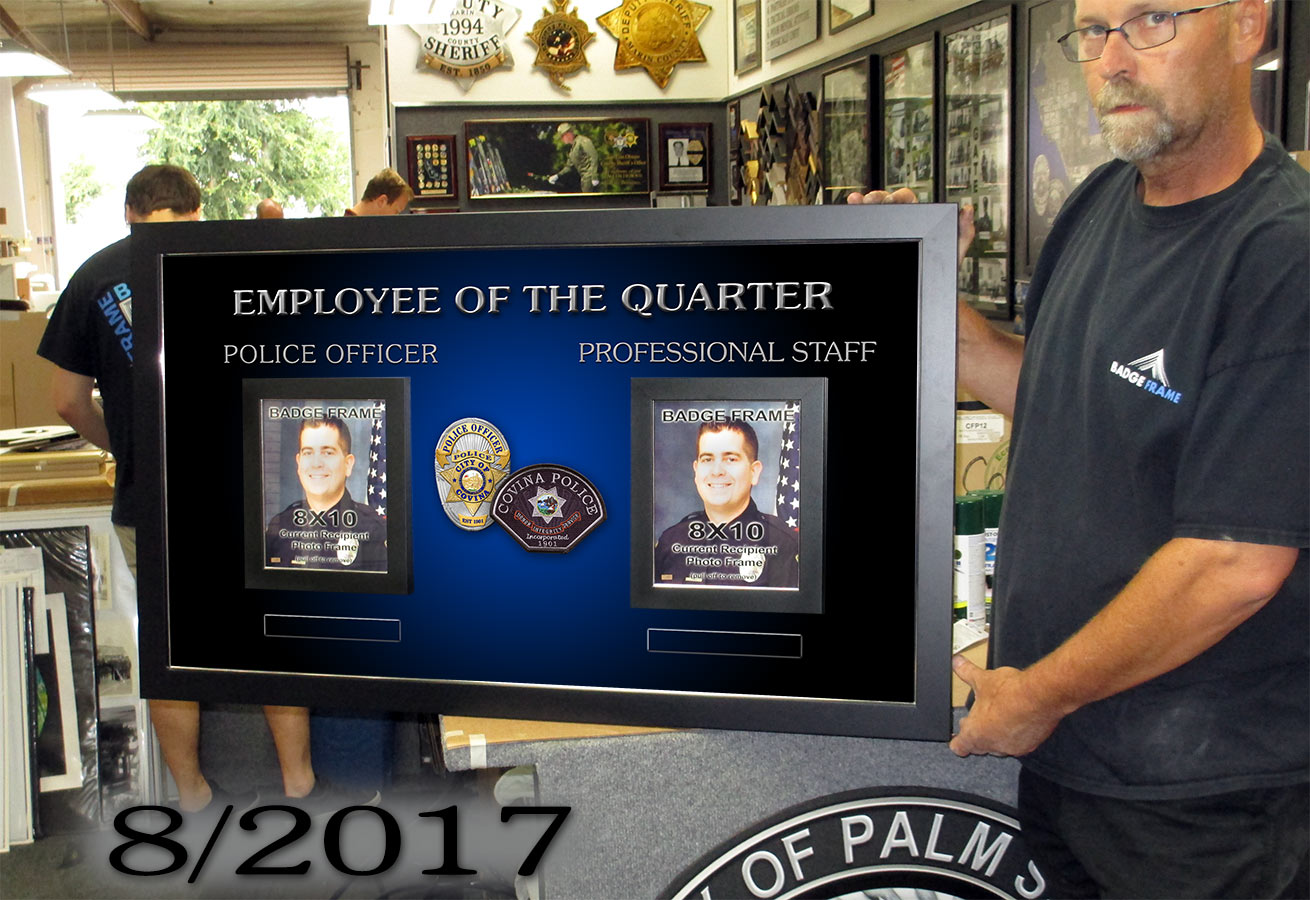 Covina - Employee of the Quarter