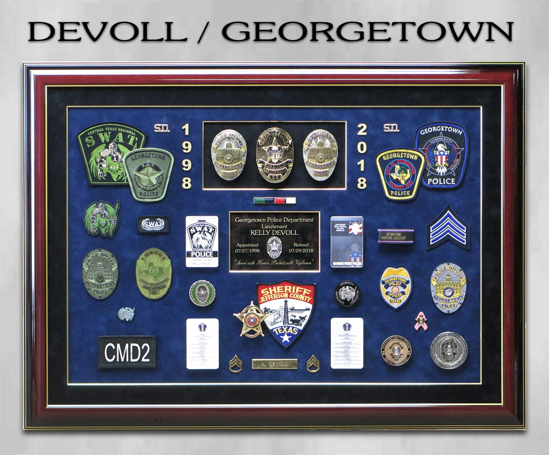 Devoll - Georgetown PD