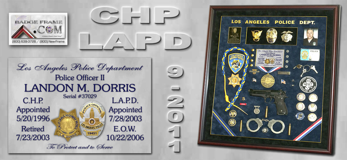 Dorris - CHP and LAPD