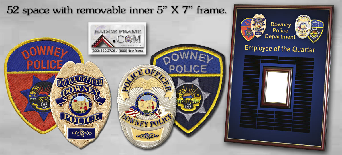 Downey PD - Perpetual Plaque