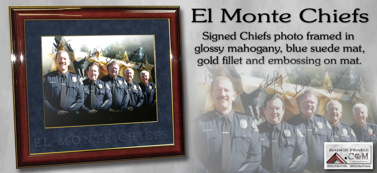 El Monte - Chief's Photo