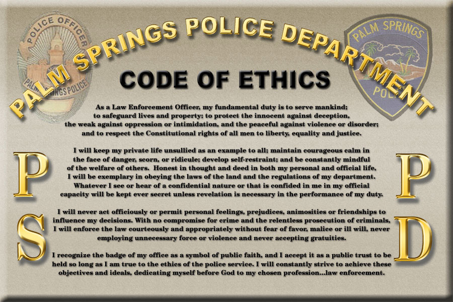 Code of Ethics Presentation