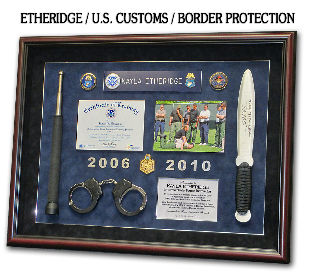 Ethridge - U.S. Customs and Border Protection