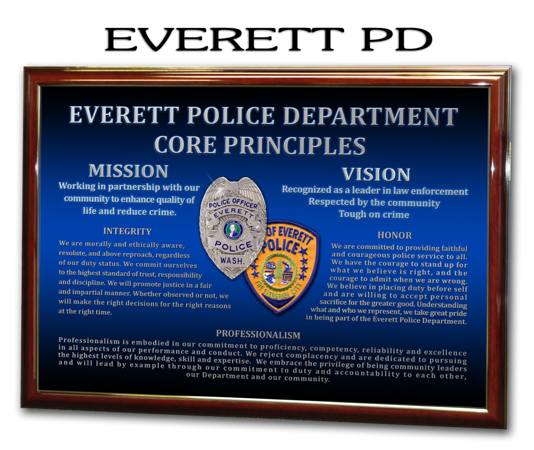 the mission and vision of the appleton police department