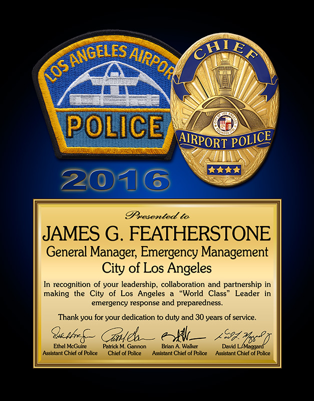 Featherstone - City of Los           Angeles