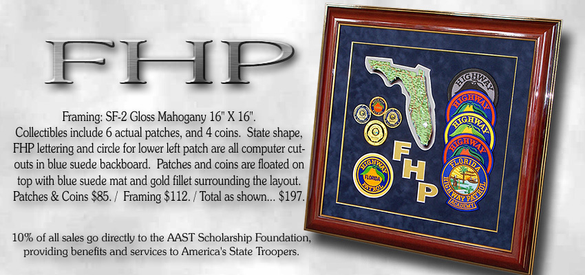 FHP Patches and coins