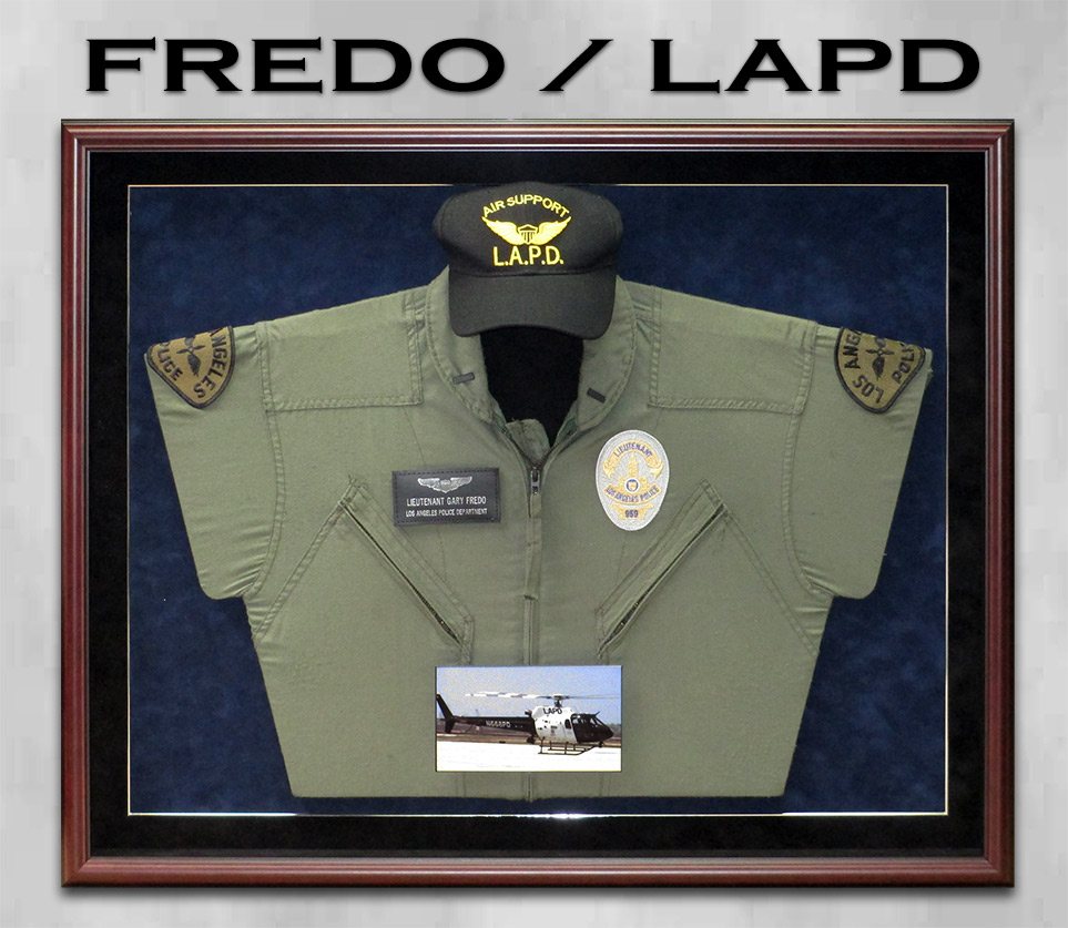 Fredo / LAPD Air Support Uniform