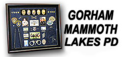 Gorhan - Mammoth Lakes PD