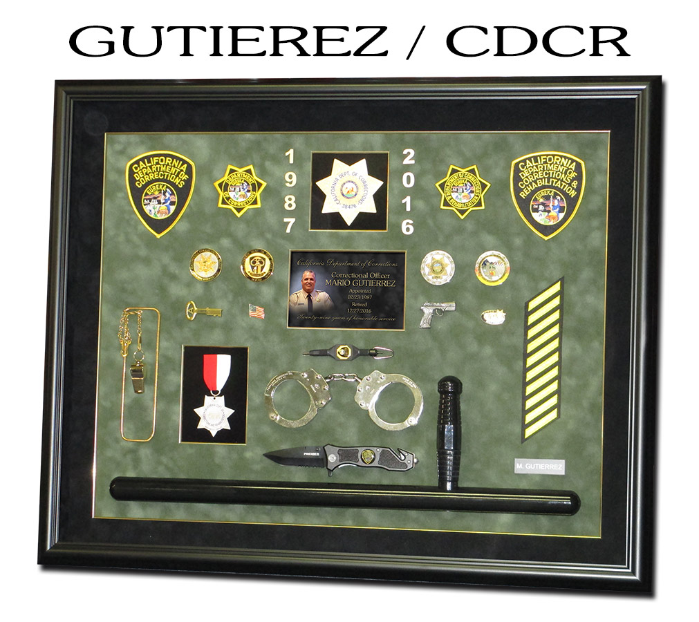 Gutierez - CDCR presentation from Badge Frame