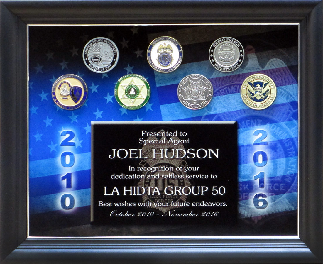 Hudson - DOJ presentation from Badge Frame