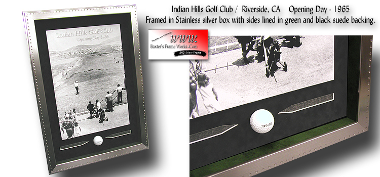 Indain                Hills Golf Club - Opening Day 1965