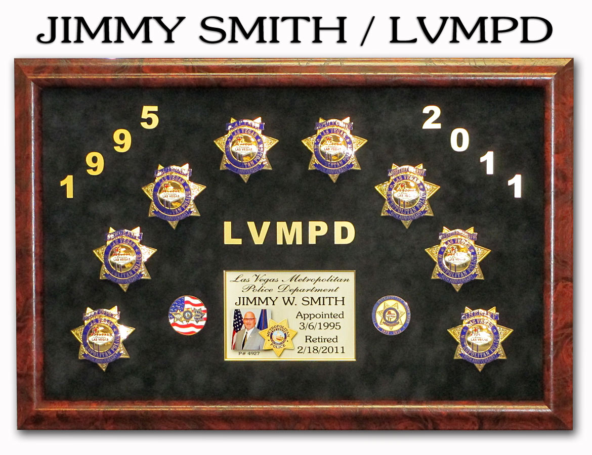 Jimmy Smith - LVMPD