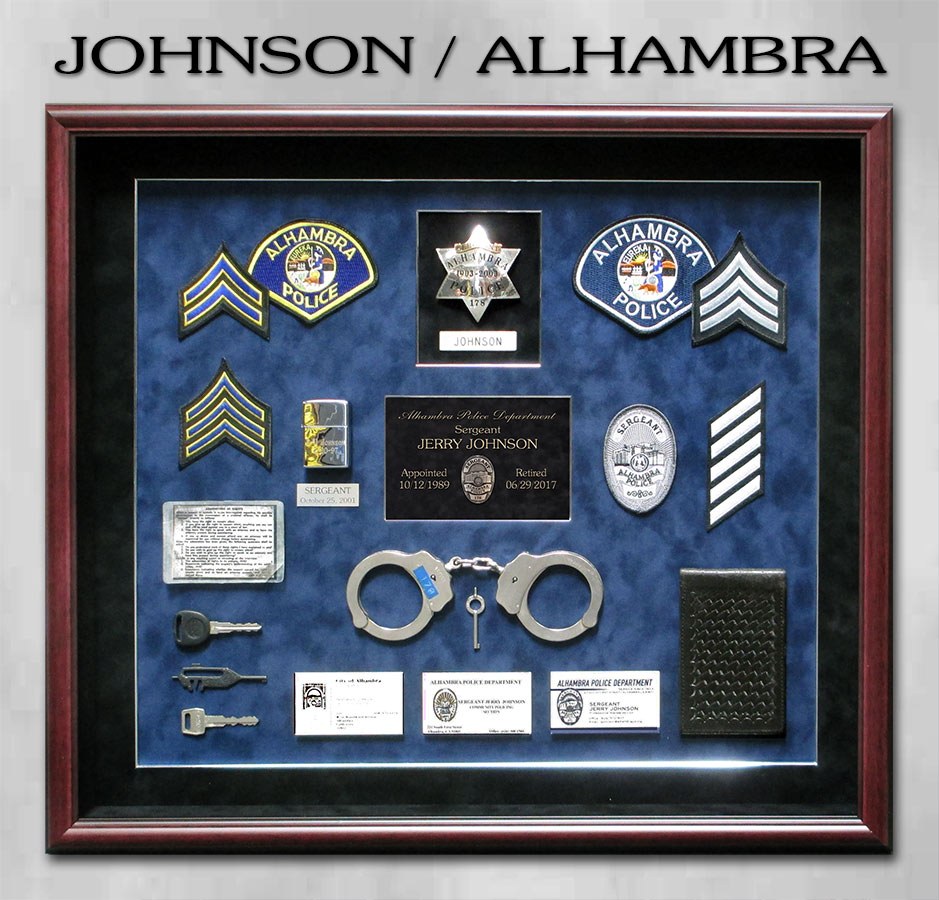 Johnson / Alhambra PD