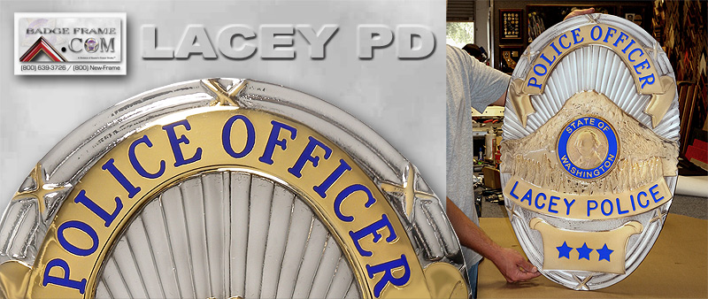 Lacey PD