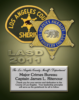 LASD Certificate Sample