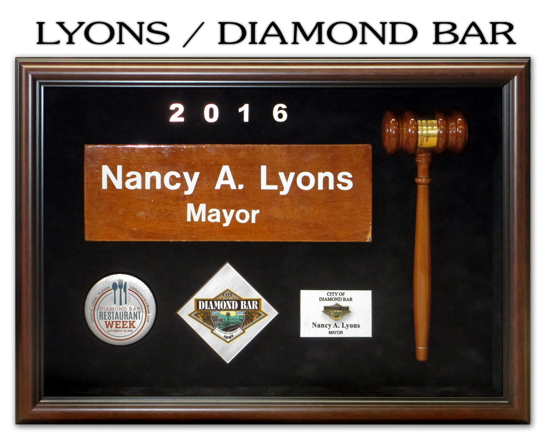 Lyons - Judge presentation from Badge Frame