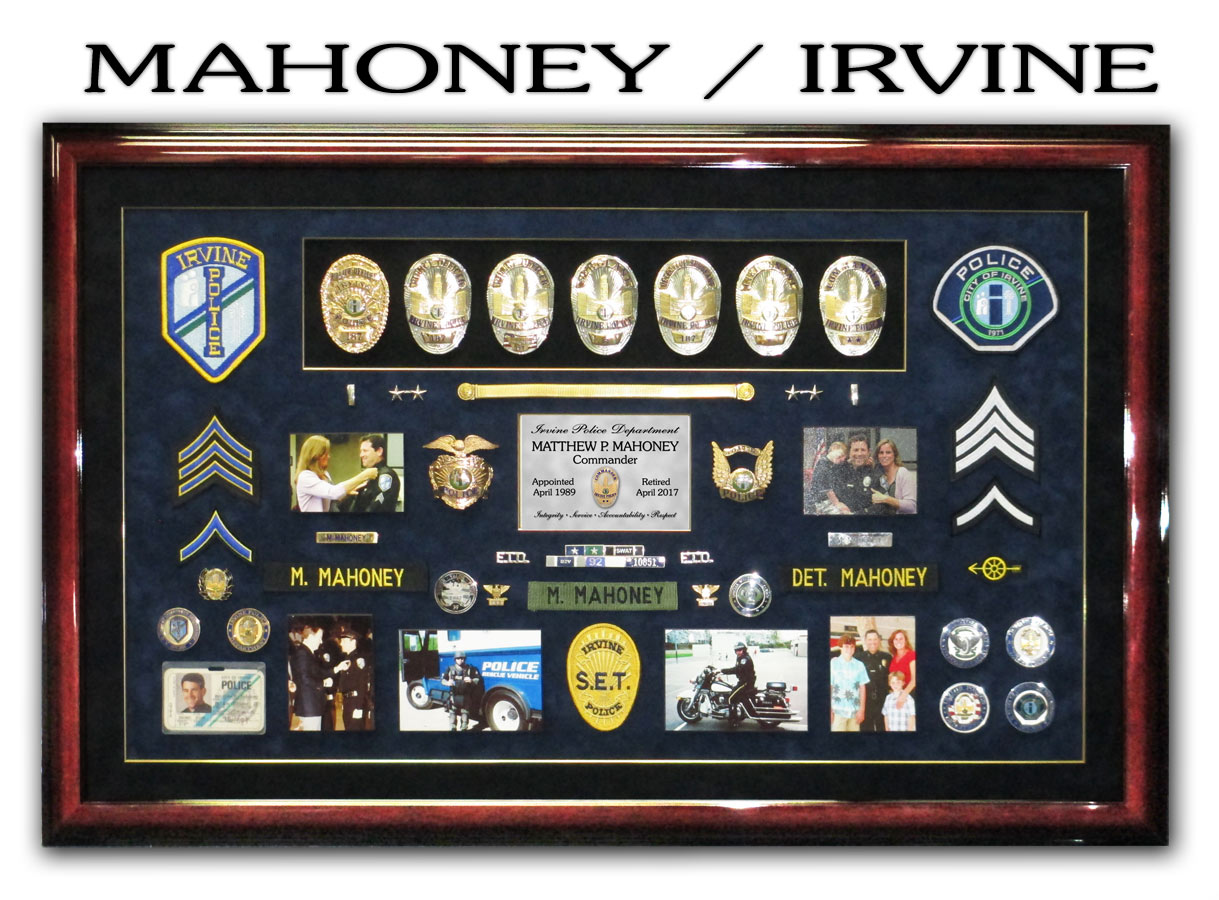 Mahoney - Irvine PD