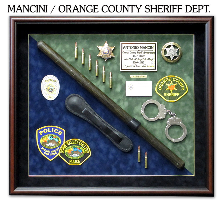 Mancini / OCSD and IVCPD