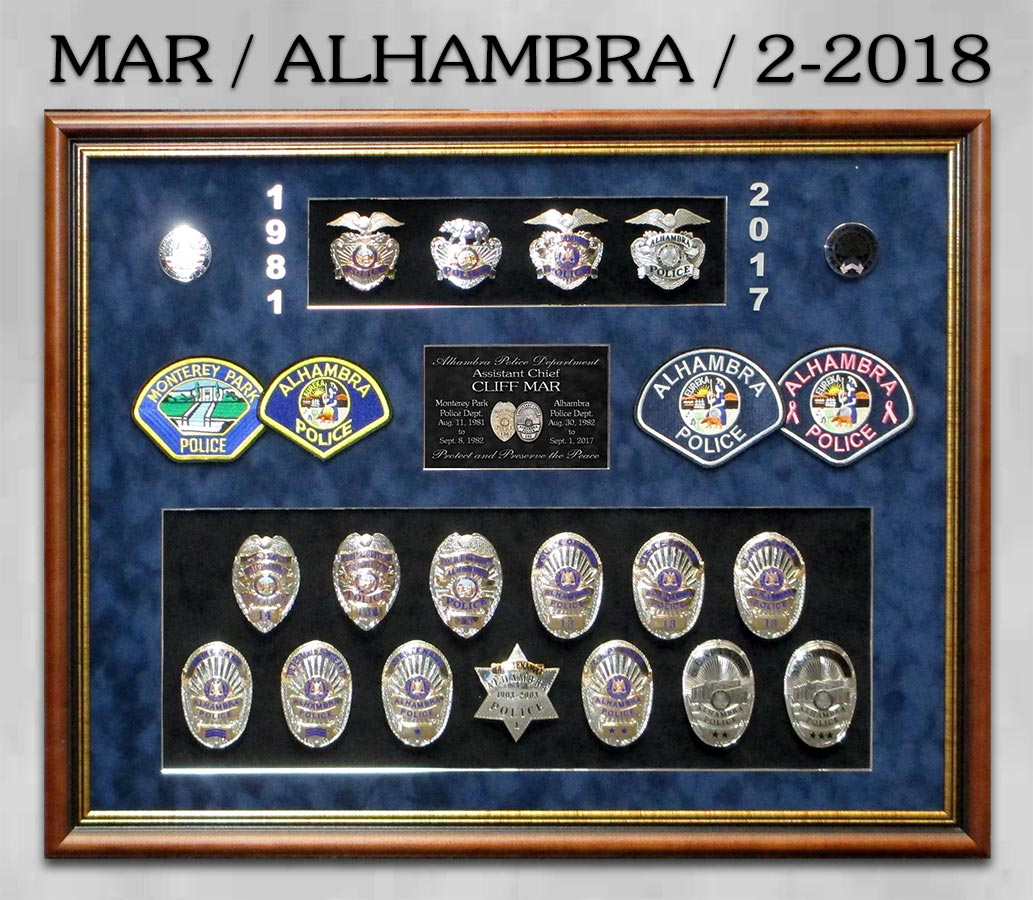 MAr / Alhambra PD