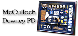 McCulloch - Downey PD