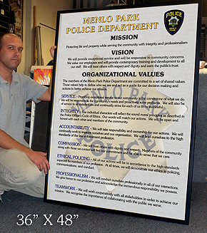 Menlo PD Ethics