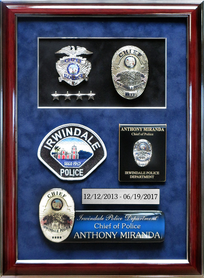 Anthony Miranda / Irwindale PD