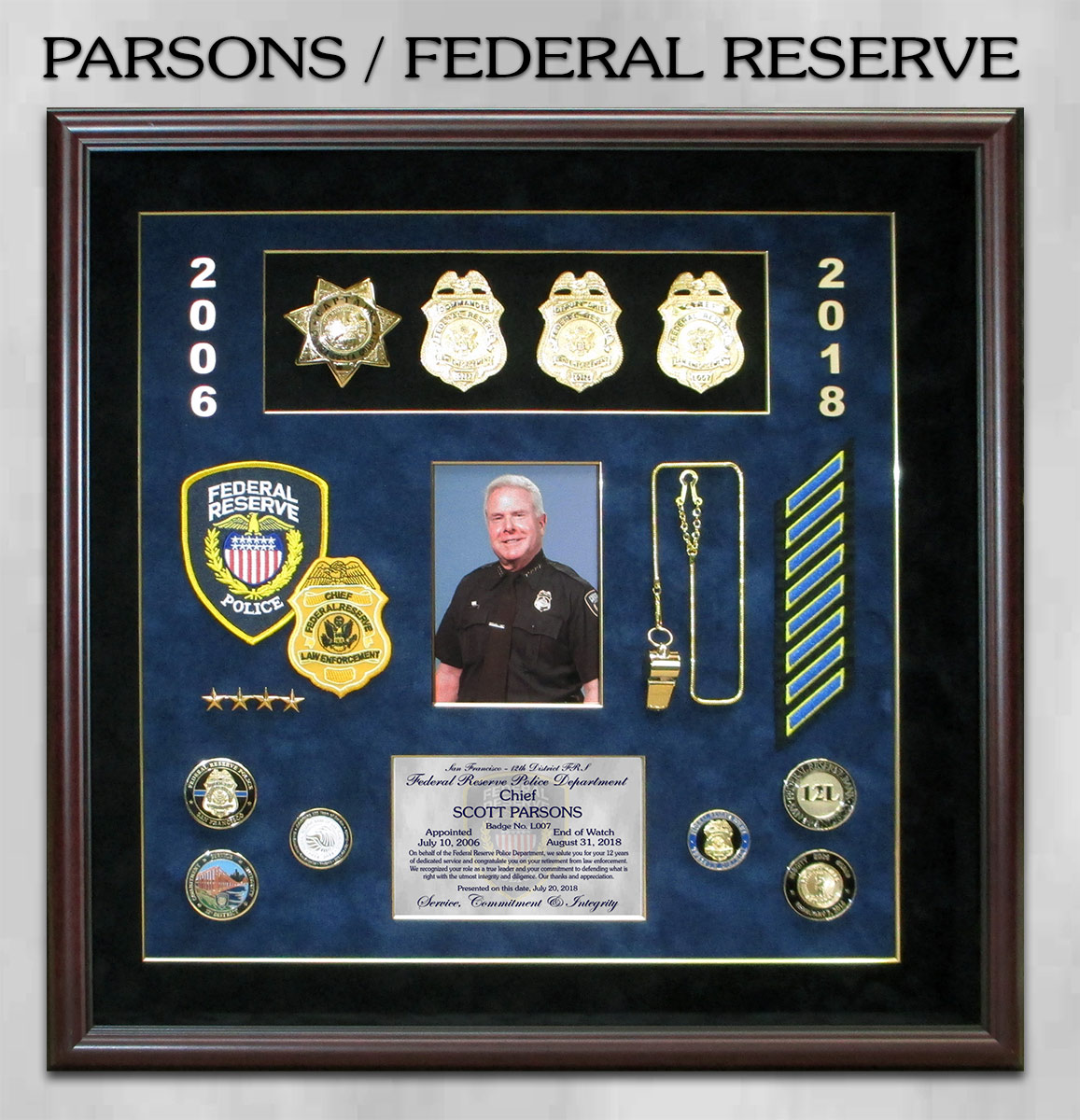 Parsons - Federal Reserve