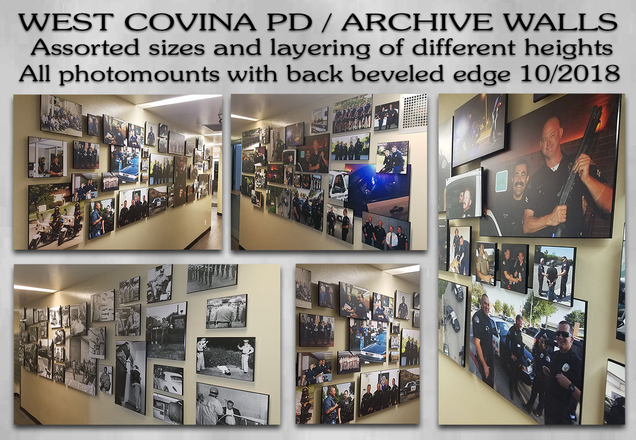 West Covina PD Archives