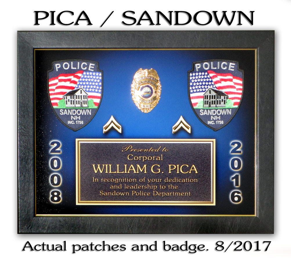 Pica / Sandown PD