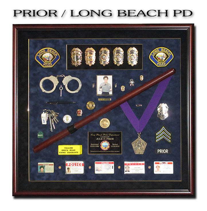 Prior / Long Beach PD