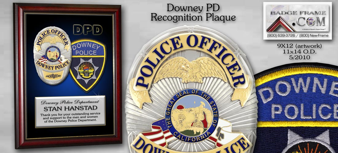Downey PD