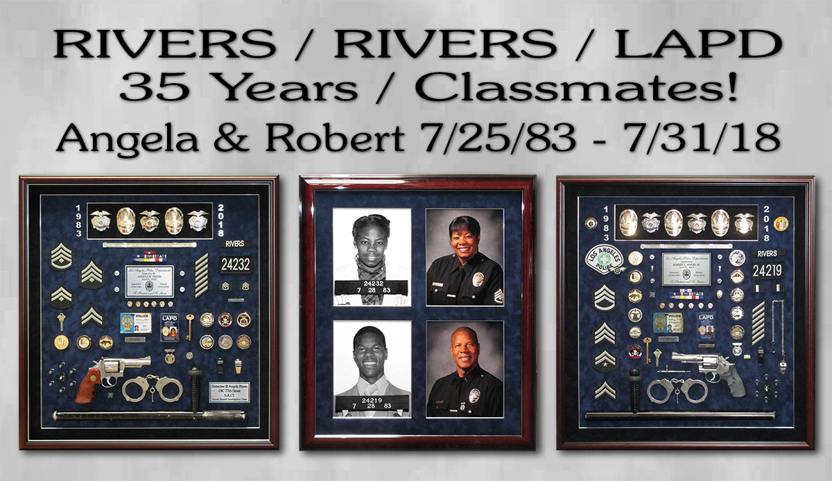 Rivers / LAPD Retirement