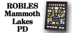 rOBLES - mAMMOTH lAKES pd