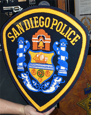 San Diego PD Patch