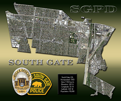 South Gate - Boundary View