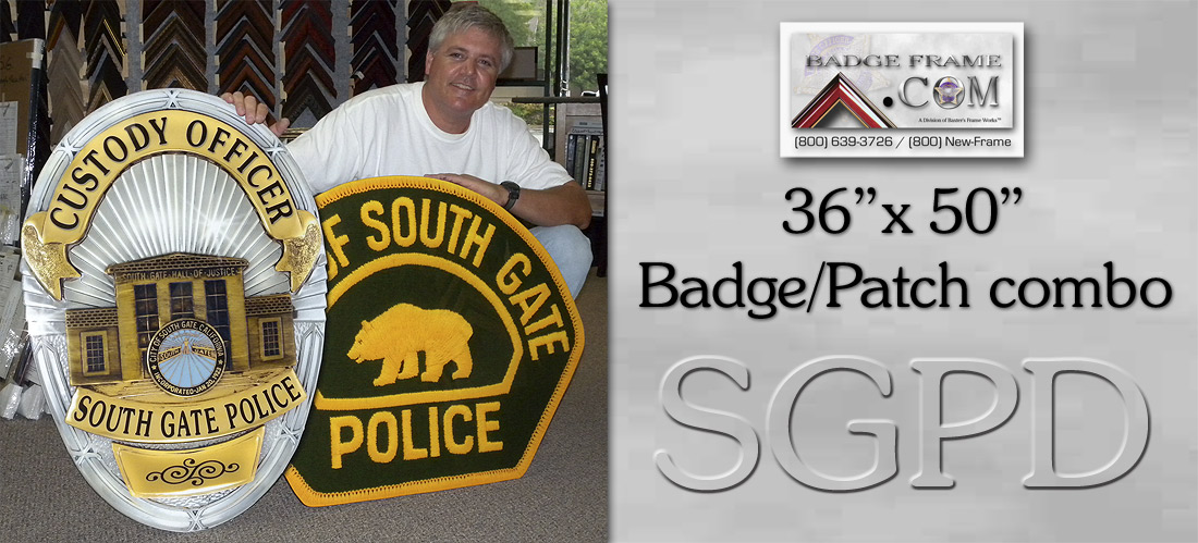 Large Badge & Patch
